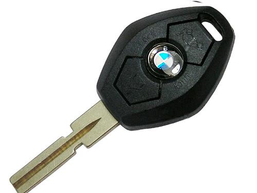 Llave de BMW con chip - BMWkey