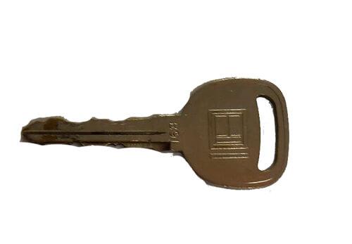 Primer modelo de las llaves de los coches Renault