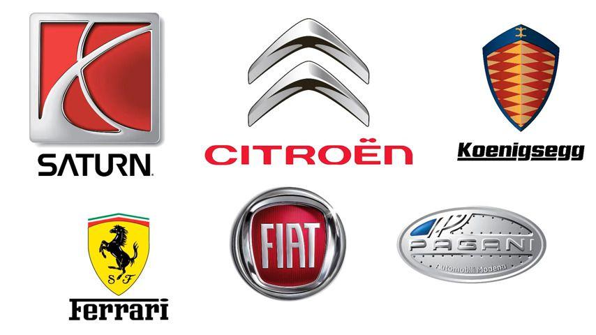 Llaves de diferentes marcas de coche